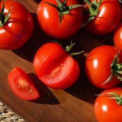 tomates grappe pomme d'amour