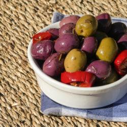 olives provençale